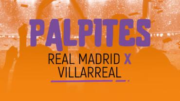 Análise Real Madrid x Villarreal  (22/05/21)