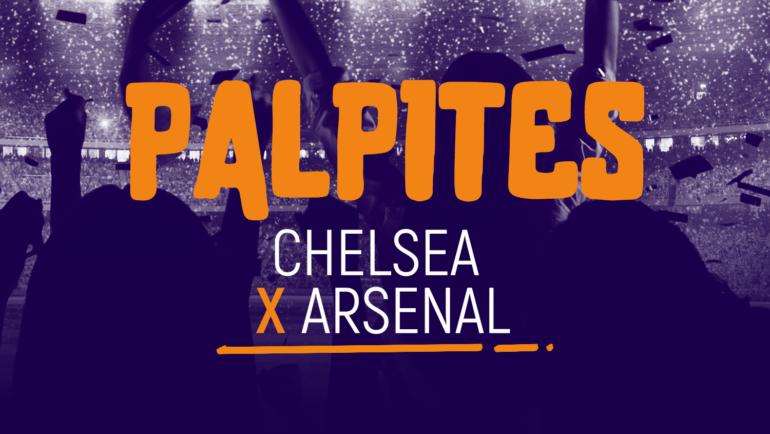 Chelsea x Arsenal  – Premier League (12/05/21)