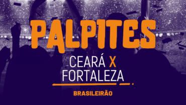 Análise Ceará x Fortaleza (10/06)