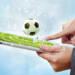 Como funcionam apostas online em futebol?