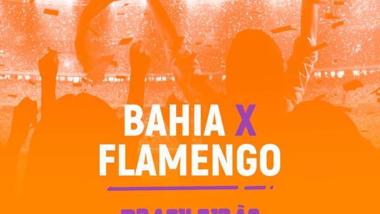 Bahia x Flamengo (18/07)