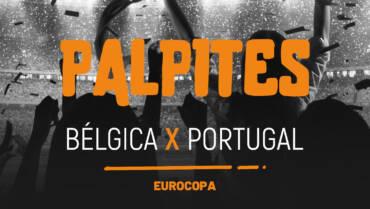 Bélgica x Portugal (27/06)