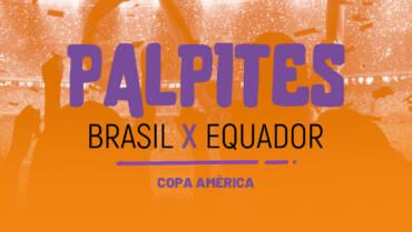 Brasil x Equador (27/06)