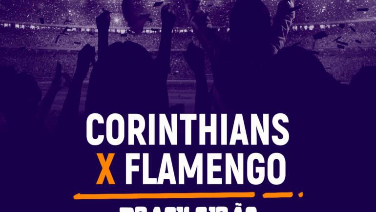 Corinthians x Flamengo (01/08)
