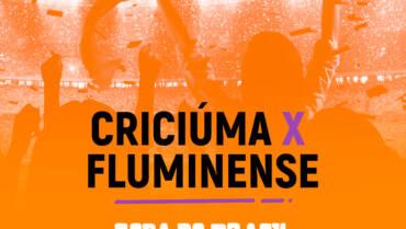 Criciúma x Fluminense (27/07)