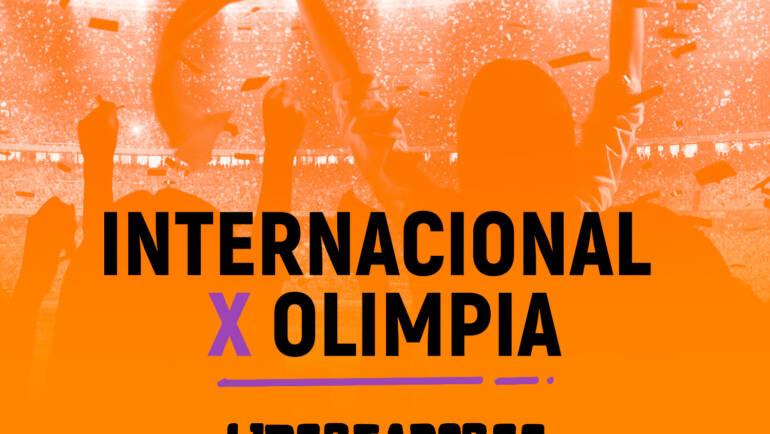 Internacional x Olimpia (22/07)
