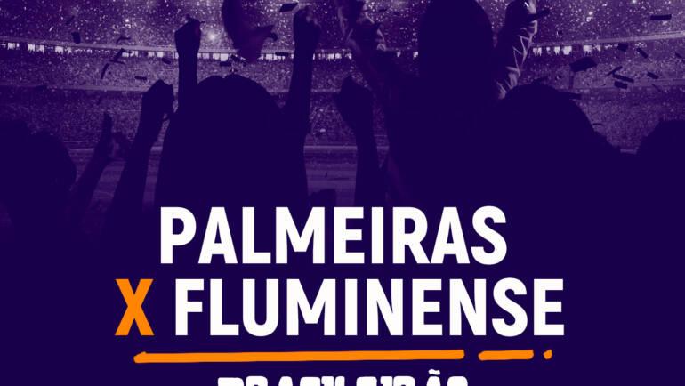 Palmeiras x Fluminense (24/07)