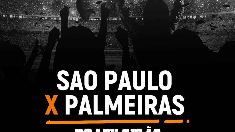 São Paulo x Palmeiras (31/07)