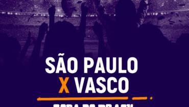 São Paulo x Vasco (28/07)