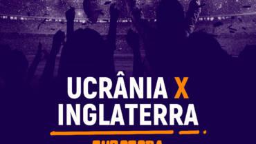Ucrânia x Inglaterra (03/07)