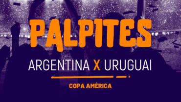 Argentina x Uruguai (18/06)