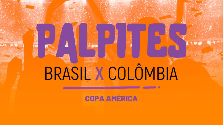Brasil x Colômbia (23/06)