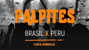 Brasil x Peru (17/06)