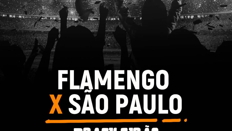 Flamengo x São Paulo (25/07)