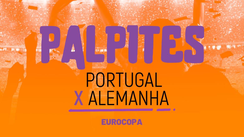 Portugal x Alemanha (19/06)