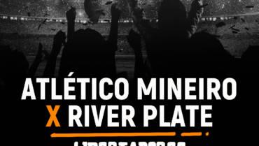 Atlético MG x River Plate (18/08): Dica de Aposta, escalações, onde assistir