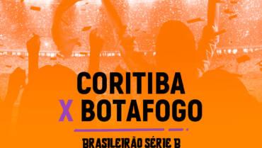 Coritiba x Botafogo (27/08): Dica de Aposta, escalações, onde assistir