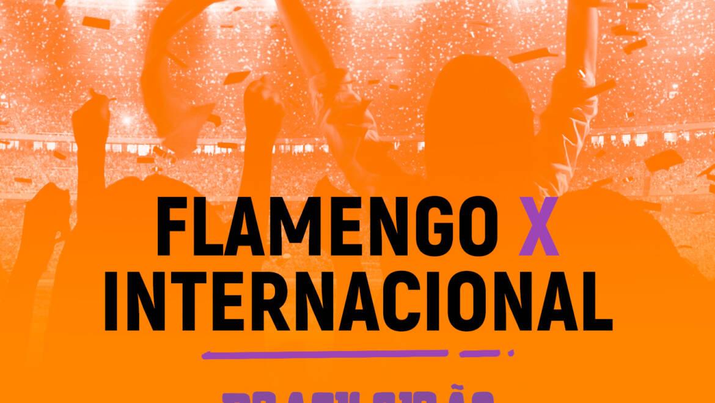 Flamengo x Internacional (08/08): Dica de Aposta, escalações, onde assistir