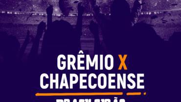 Grêmio x Chapecoense (09/08): Dica de Aposta, escalações, onde assistir