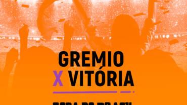 Gremio x Vitoria (03/08): Dica de Aposta, escalações, onde assistir