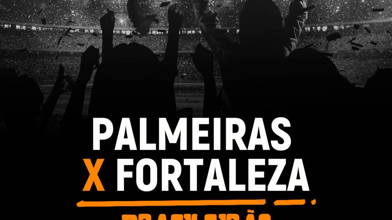 Palmeiras x Fortaleza (07/08): Dica de Aposta, escalações, onde assistir