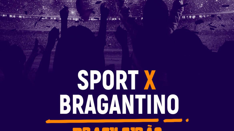 Sport x Bragantino (06/08): Dica de Aposta, escalações, onde assistir