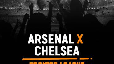 Arsenal  x Chelsea (22/08): Dica de Aposta, escalações, onde assistir