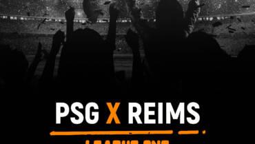 PSG x Reims (29/08): Dica de Aposta, escalações, onde assistir