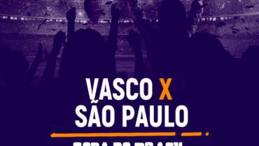 Vasco x São Paulo (04/08): Dica de Aposta, escalações, onde assistir