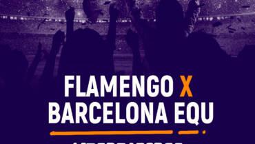 Flamengo x Barcelona EQU (22/09): Dica de Aposta, escalações, onde assistir