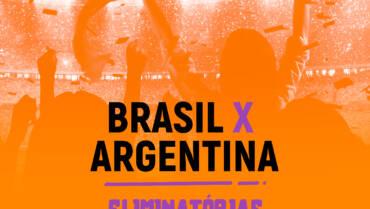 Brasil x Argentina (05/09): Dica de Aposta, escalações, onde assistir