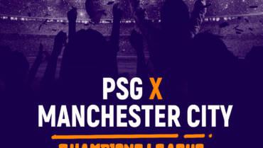 Paris Saint Germain x Manchester City (28/09): Dica de Aposta, escalações, onde assistir