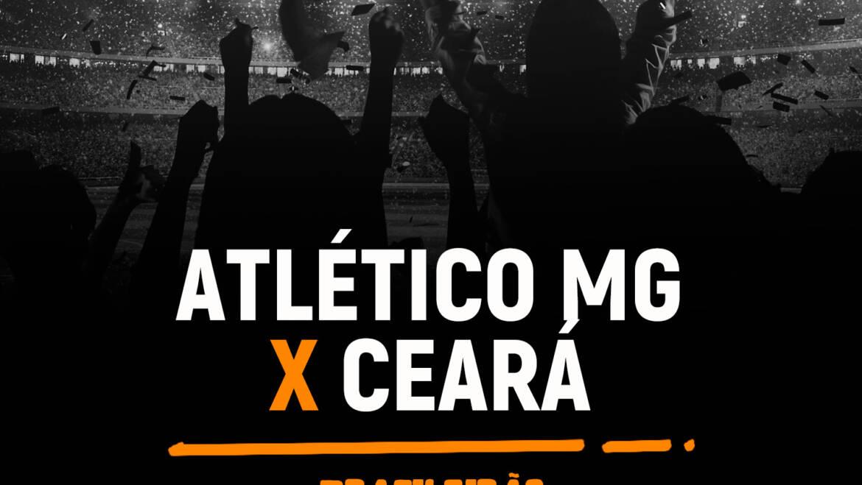 Atlético MG x Ceará (09/10): Dica de Aposta, escalações, onde assistir