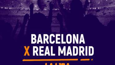 Barcelona x Real Madrid (24/10): Dica de Aposta, escalações, onde assistir