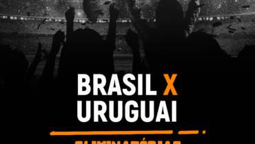 Brasil x Uruguai (14/10): Dica de Aposta, escalações, onde assistir
