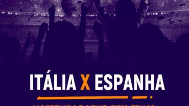 Itália x Espanha (06/10): Dica de Aposta, escalações, onde assistir